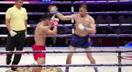 MLWC (second) (5) Phyan Thwe vs Sebastien Billart