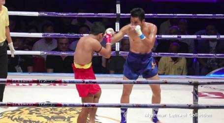 MLWC (second) (2) Ye Thwe Ni vs John Htal